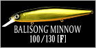 Balisong Minnow Floating