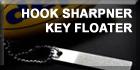 Hook Sharpner - Key Floater