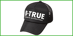 (B-TRUE) Basic Mesh Cap