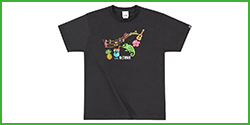 [B-TRUE] Basic T-Shirt Type 1