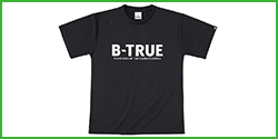 ((B-TRUE) Dry T-Shirt Type A