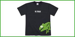 [B-TRUE] Dry T-Shirt Type E