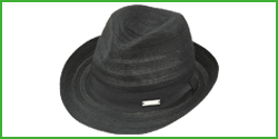 (B-TRUE) Fedora Hat