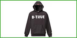 (B-TRUE) Premium Pull Parka