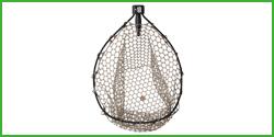 (B-TRUE) Rubber Landing Net
