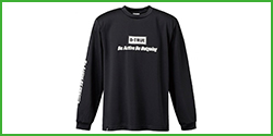 [B-TRUE] Dry Long T-Shirt B Type