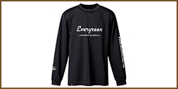 E.G. Dry Long T-Shirt F Type