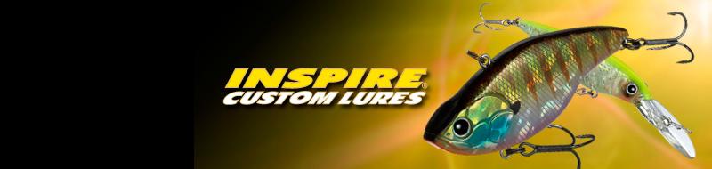 INSPIRE CUSTOM LURES