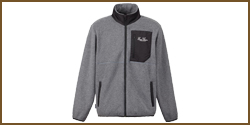 E.G. Light Warm Fleece Jacket