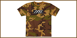 MS-Modo Camouflage Dry T-Shirt