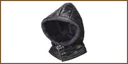 E.G. Hooded Warmer