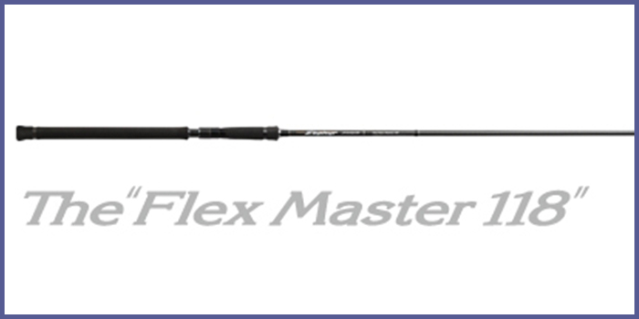 ZEPHIR AVANTGARDE The Flex Master 118