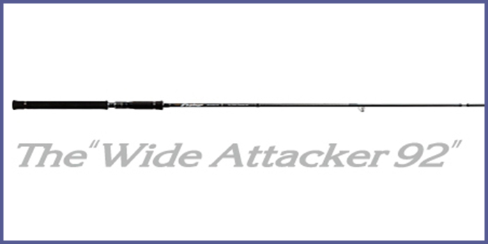 ZEPHIR AVANTGARDE The Wide Attacker 92