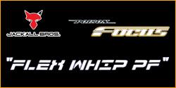 POISON FOCUS PFC-611MLG Flex Whip