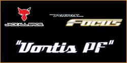 POISON FOCUS PFC-72SBH Vortis