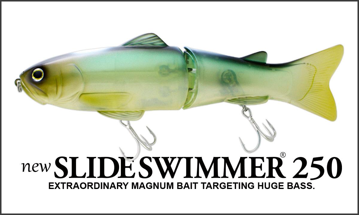 New Slide Swimmer 250