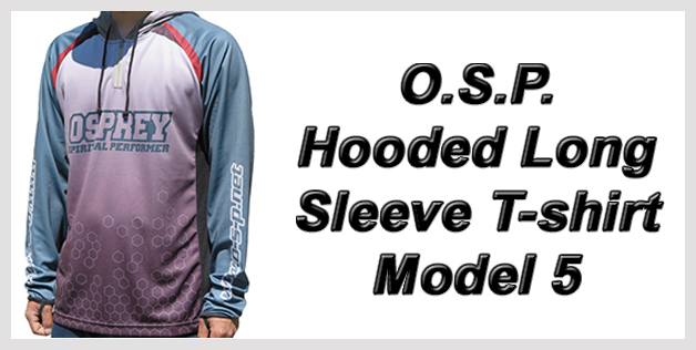 O.S.P. Hooded Long Sleeve T-shirt Model 5