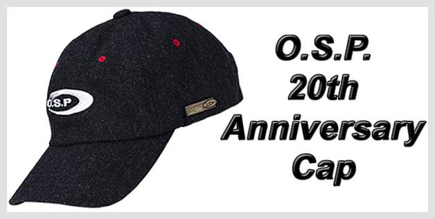 O.S.P. 20th Anniversary Cap