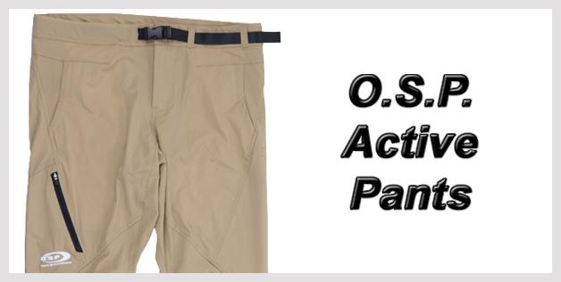 O.S.P. Active Pants