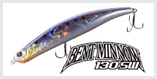 Bent Minnow 130F-SW