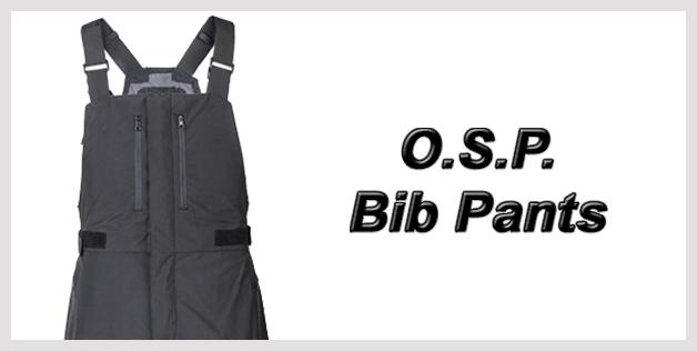 O.S.P. Bib Pants