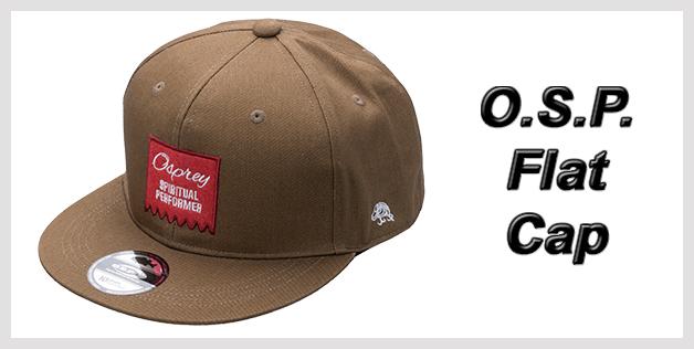 O.S.P. Flat Cap