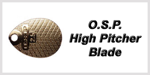 O.S.P. High Pitcher Blade