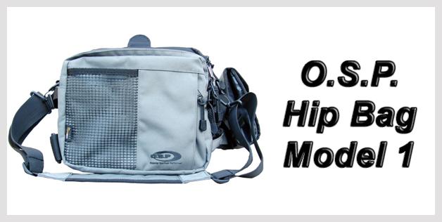 O.S.P. Hip Bag Model 1