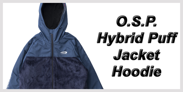 O.S.P. Hybrid Puff Jacket Hoodie