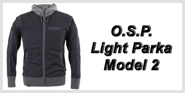 O.S.P. Light Parka Model 2