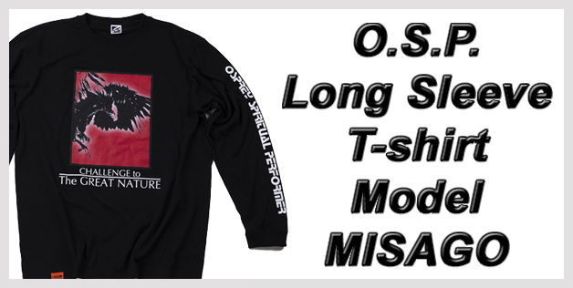 O.S.P. Long Sleeve T-Shirt Model MISAGO