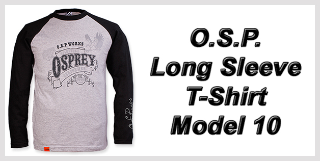 O.S.P. Long Sleeve T-Shirt Model 10