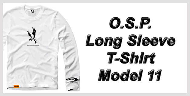 O.S.P. Long Sleeve T-Shirt Model 11