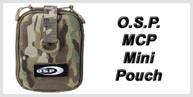 O.S.P. MCP Mini Pouch