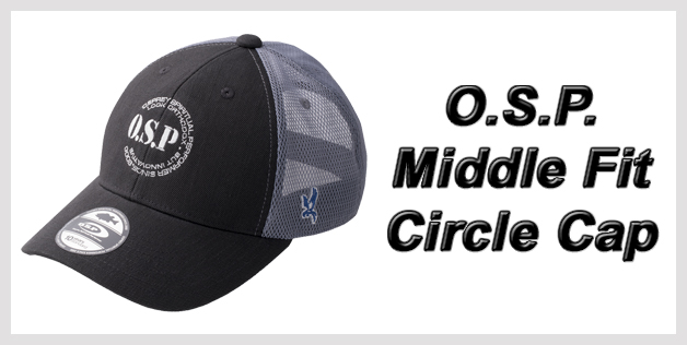 O.S.P. Middle Fit Circle Cap