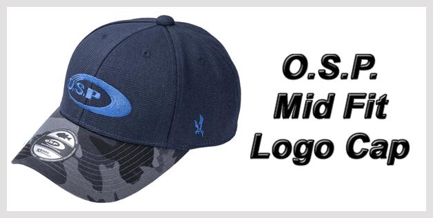 O.S.P. Mid Fit Logo Cap