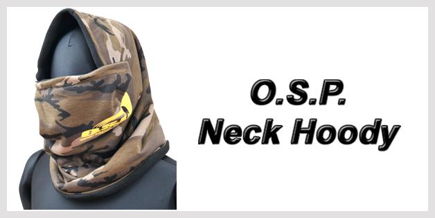 O.S.P. Neck Hoody