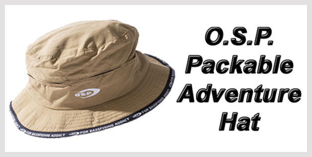 O.S.P. Packable Adventure Hat