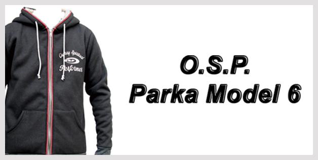 O.S.P. Parka Model 6
