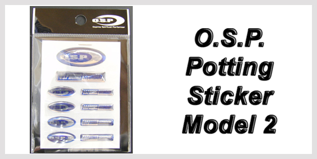 O.S.P. Potting Sticker Model 2