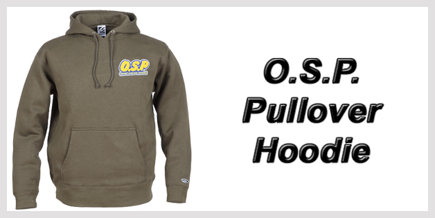 O.S.P. Pullover Hoodie