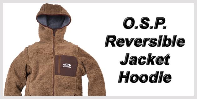 O.S.P. Reversible Jacket Hoodie