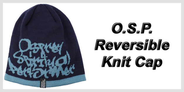 O.S.P. Reversible Knit Cap