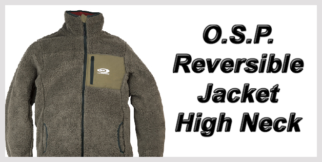 O.S.P. Reversible Jacket High Neck
