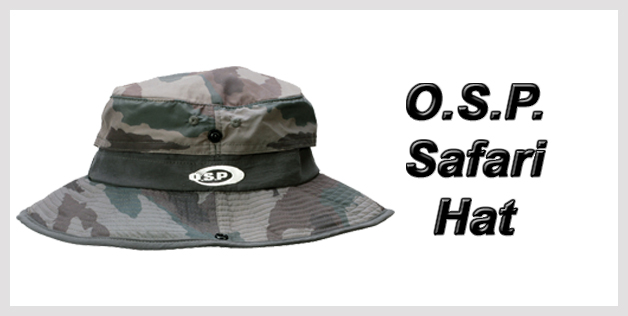 O.S.P. Safari Hat
