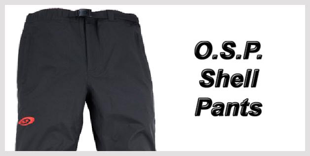 O.S.P. Shell Pants