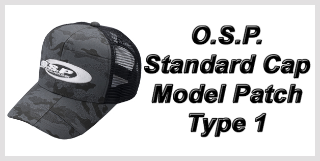 O.S.P. Standard Cap Model Patch Type1