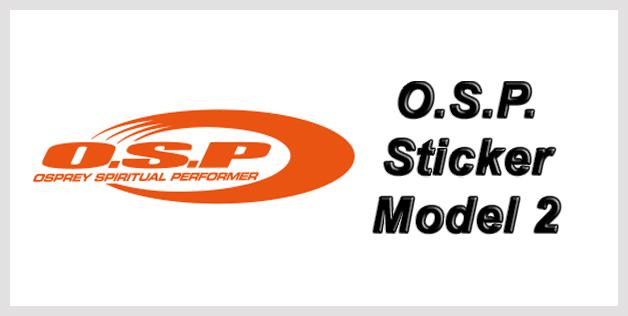 O.S.P. Sticker Model 2