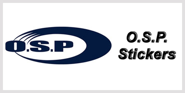 O.S.P. Stickers