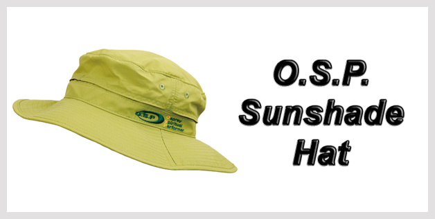 O.S.P. Sunshade Hat